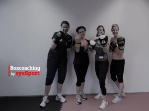 Frauen-Boxcoaching @ sysSport Coaching Gym | Putzbrunn | Bayern | Deutschland