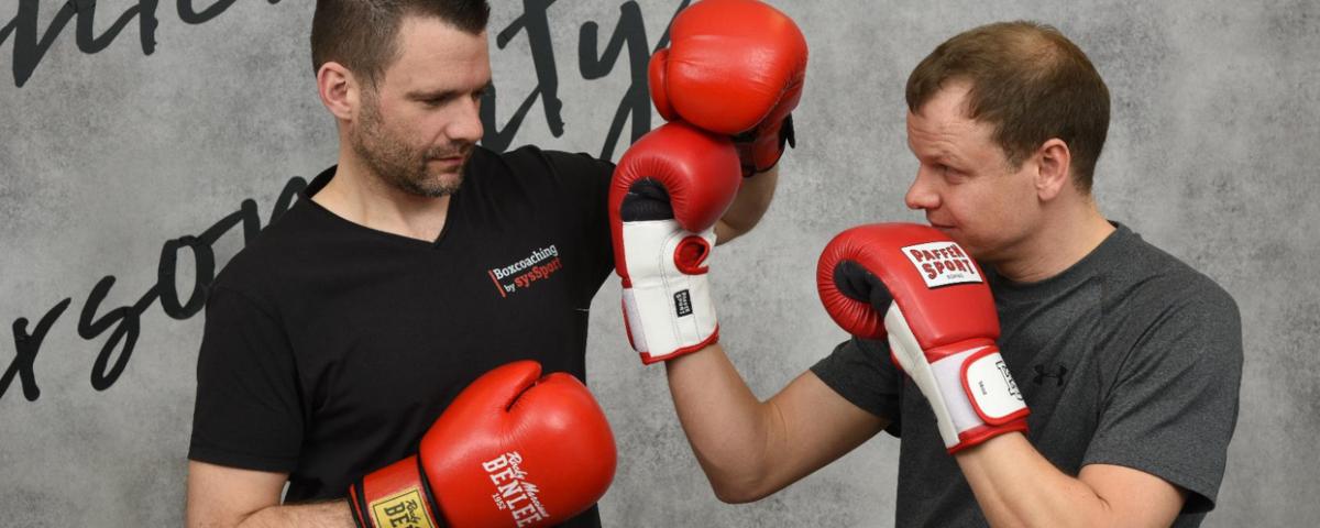 Boxcoaching München Motivation und Mut