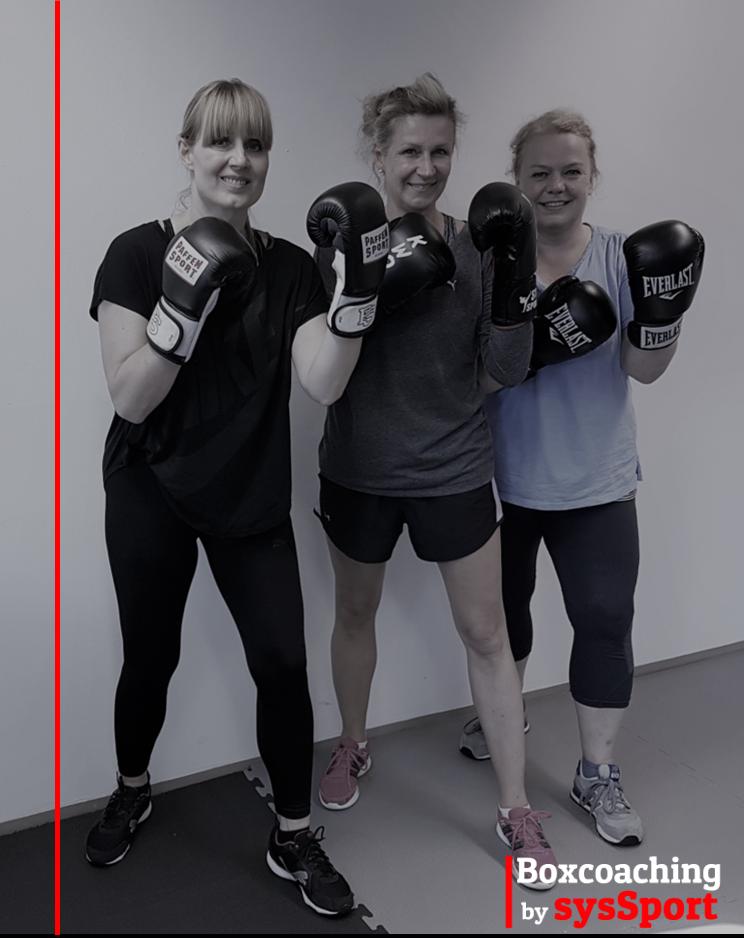 Boxcoaching für Frauen