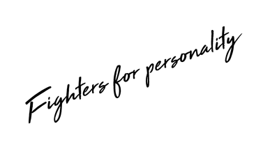 Fighters for personality