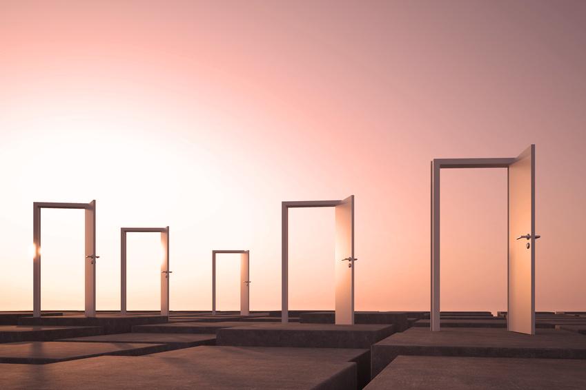 Persönlichkeitscoaching für Lebensbereiche. Öffne die Türen zu deiner Persönlichkeit