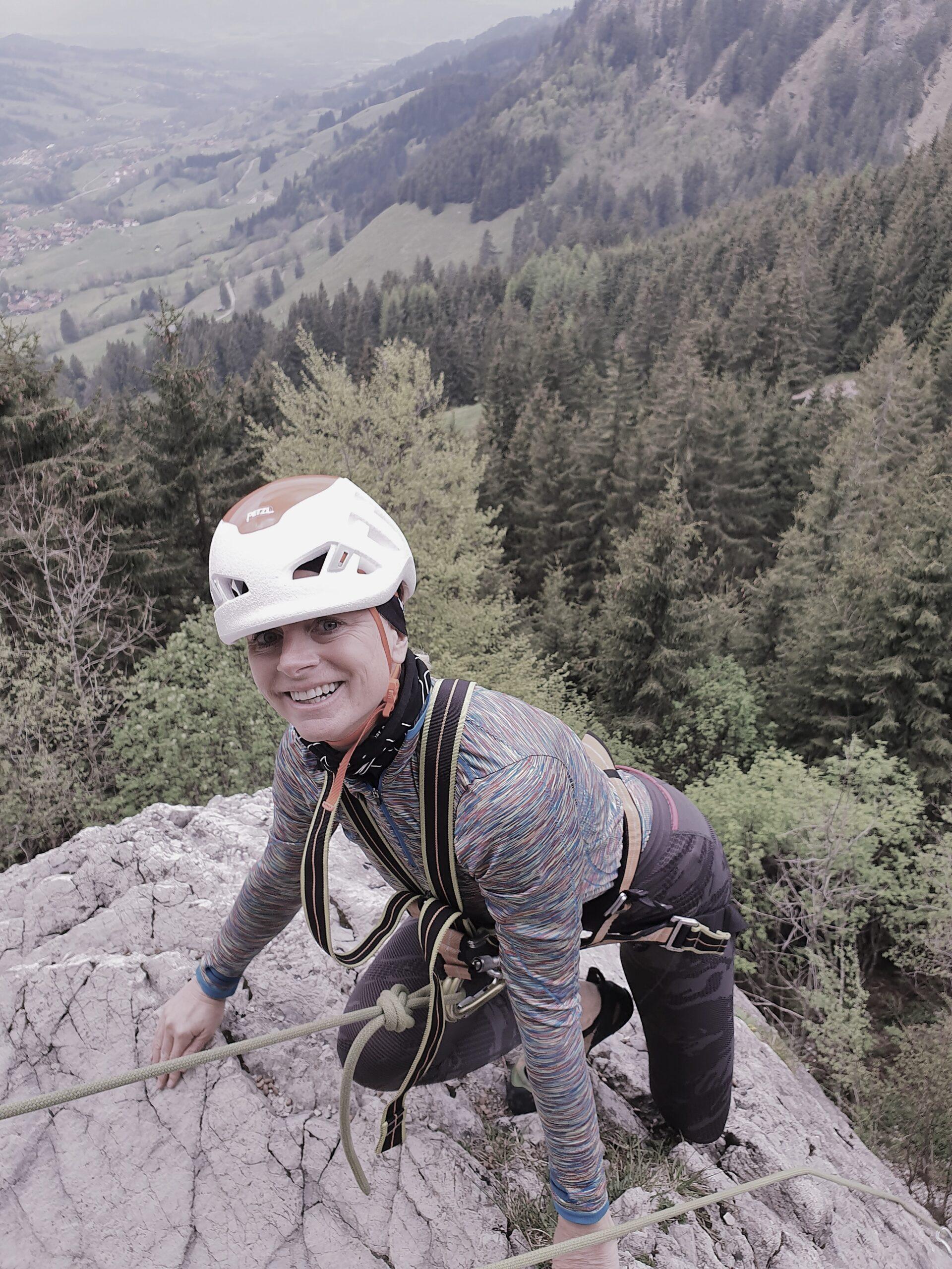 Sportcoaching in den Bergen