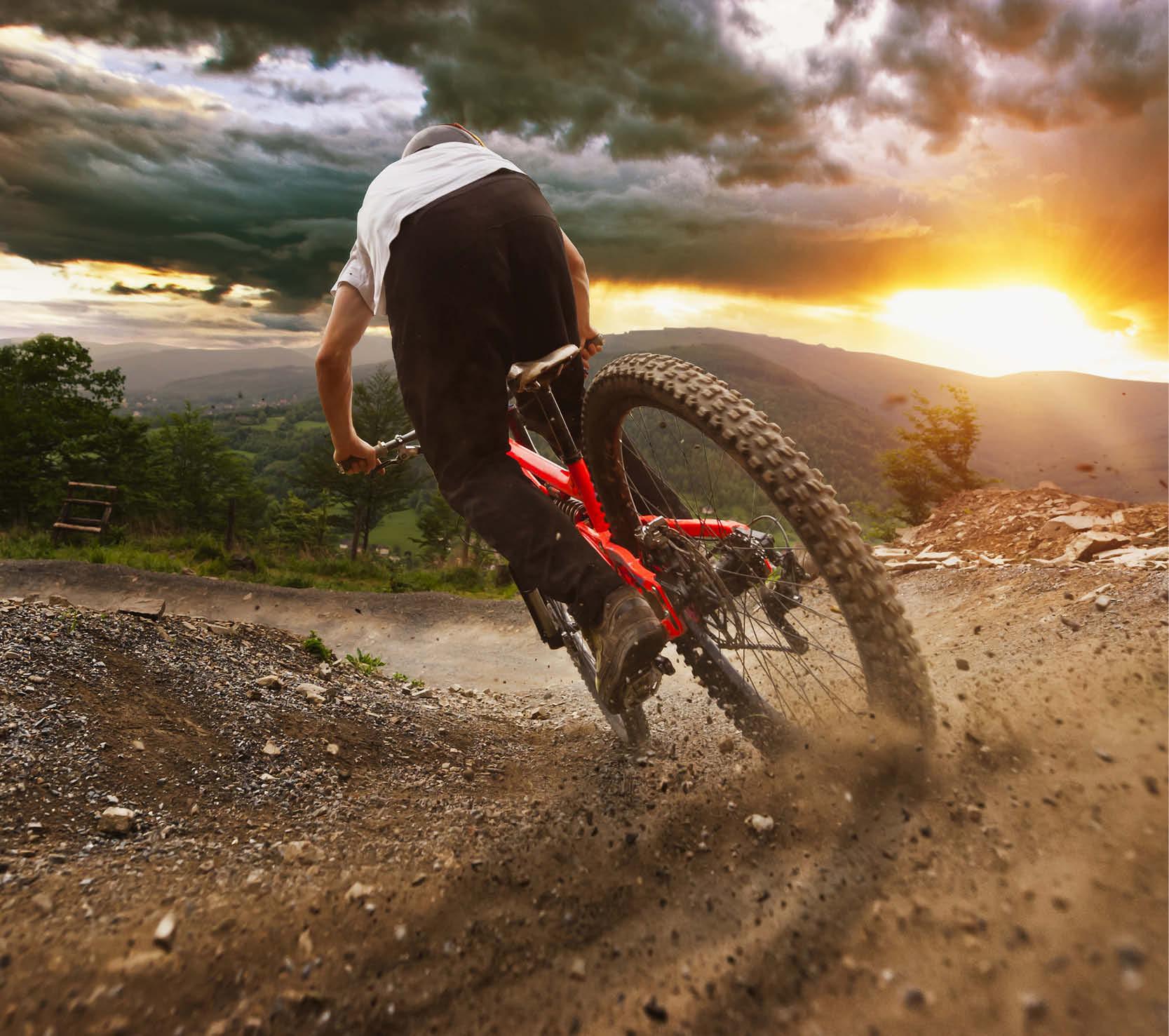 Mountainbike2 quadrat