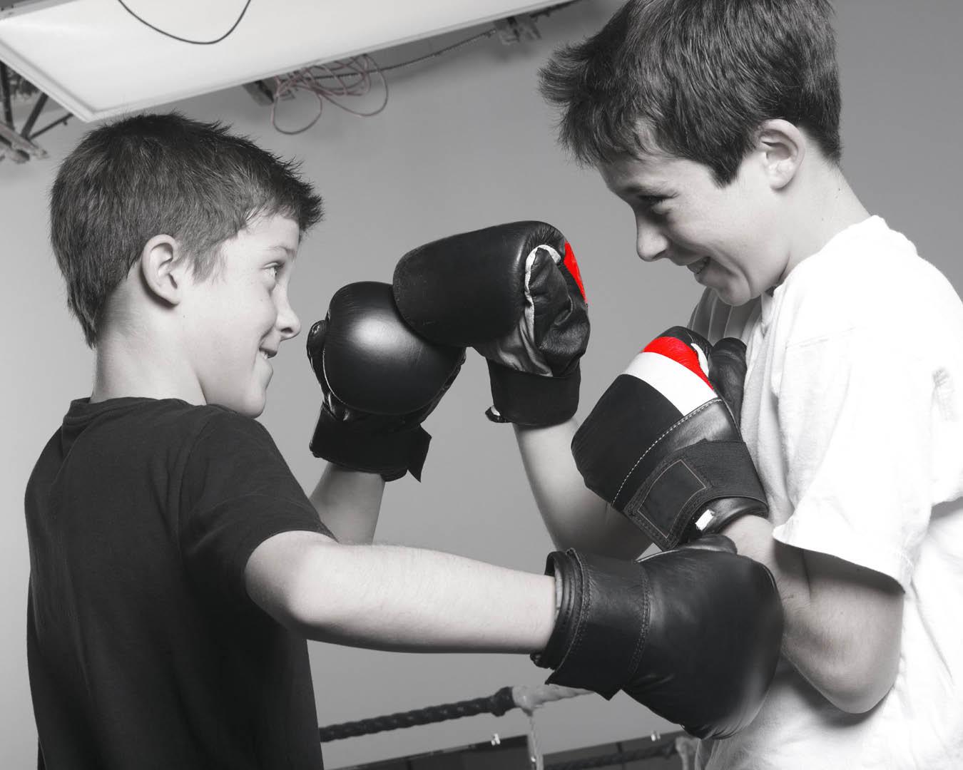 Aggressionen abbauen bei Kindern
